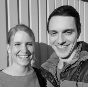 Rebekka (29) und Stefan (29) Krebs,