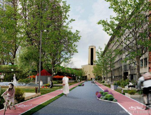 Fit für 2030: Die Vision einer grünen, lebenswerten Stadt
