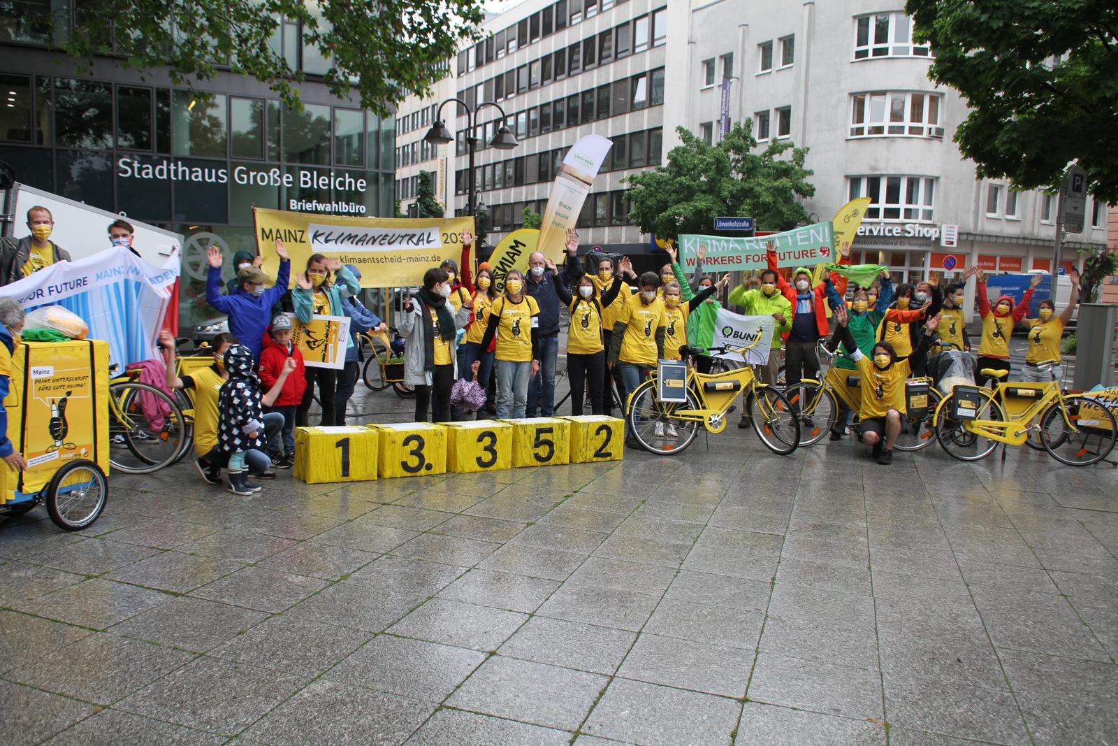50. Klimaentscheid in Deutschland am Start